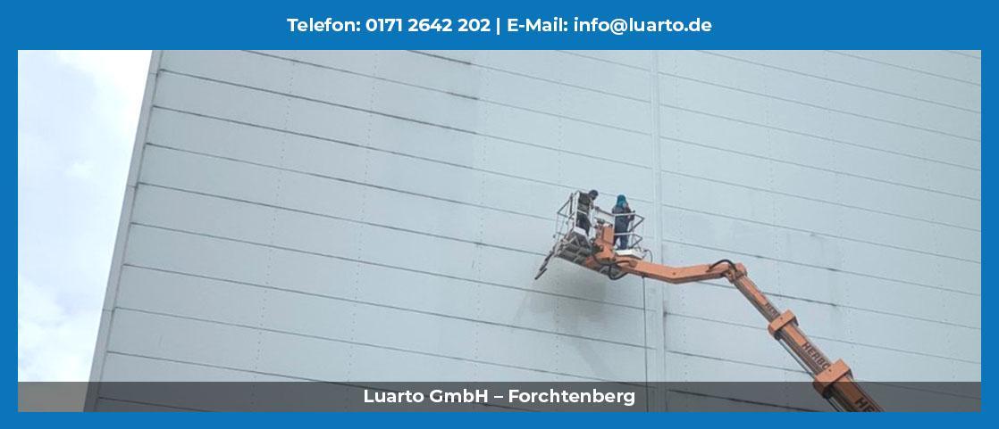 Gebäudereinigung für Widdern - Luarto: Entrümpelung, Baureinigung, Desinfektion