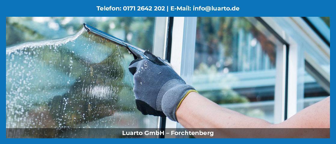 Gebäudereinigung für Bretzfeld - Luarto: Fassadenreinigung, Glasreinigung, Schimmelpilzbekämpfung